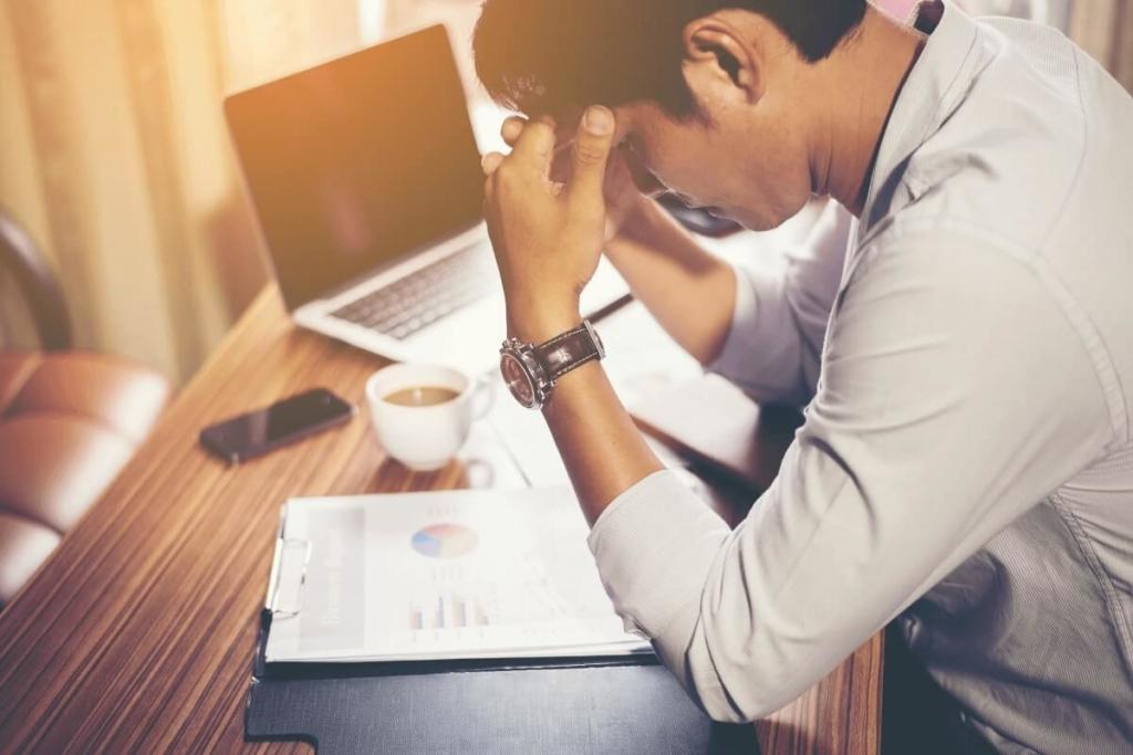 30代で仕事にやる気が出ない3つの原因