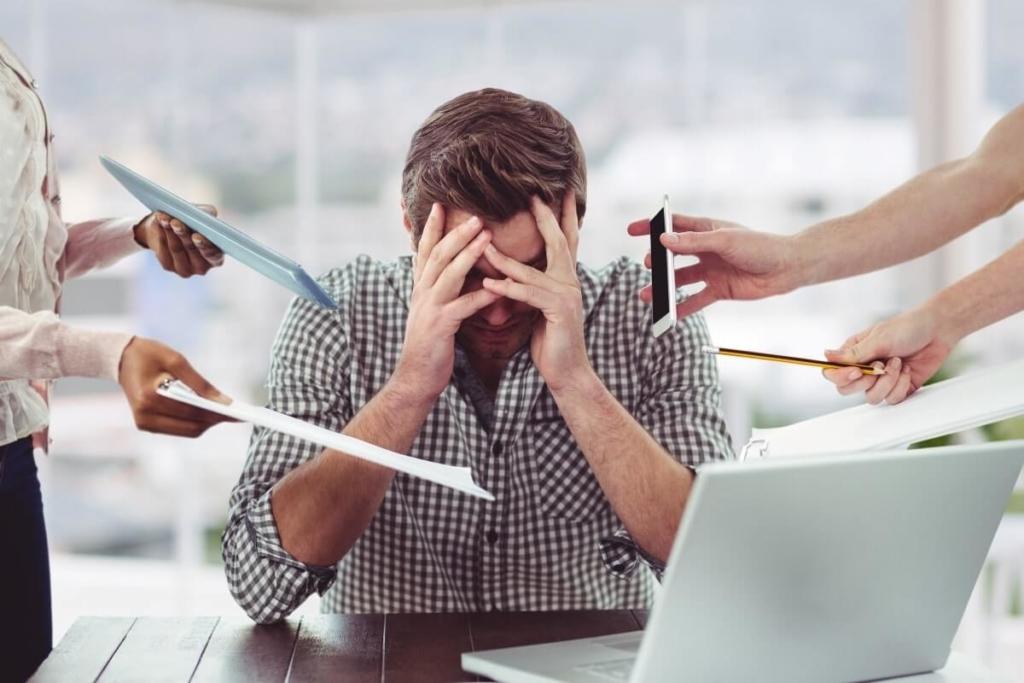 吐き気が出るぐらいストレスを抱える原因は?